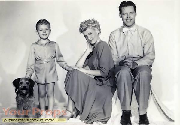 Blondie movies (1940s) original movie prop