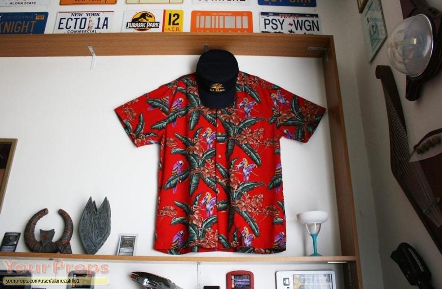Magnum  P I  replica movie costume