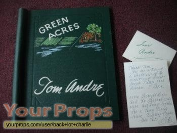 Green Acres  (1965 1971) original production material