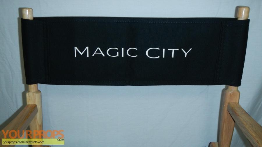Magic City original production material