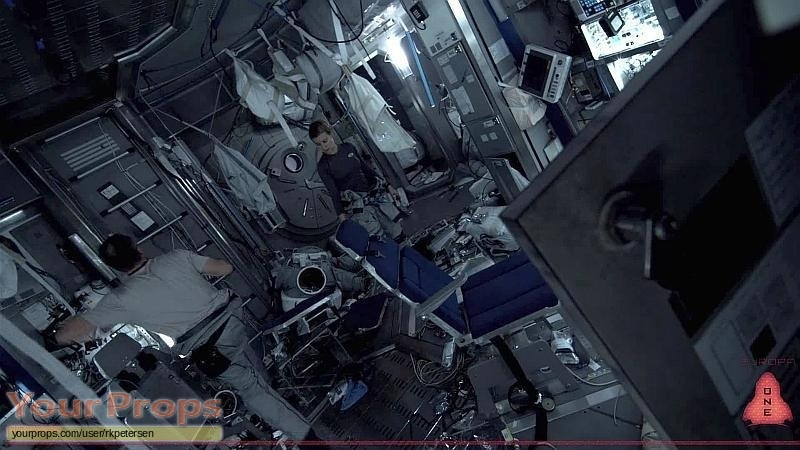 Europa Report original movie prop