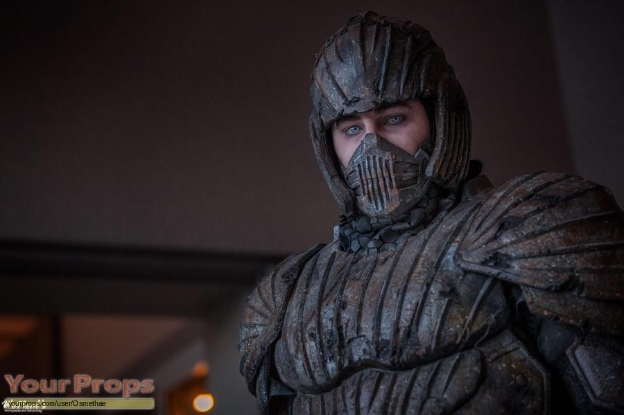 Riddick  Rule The Dark original movie costume