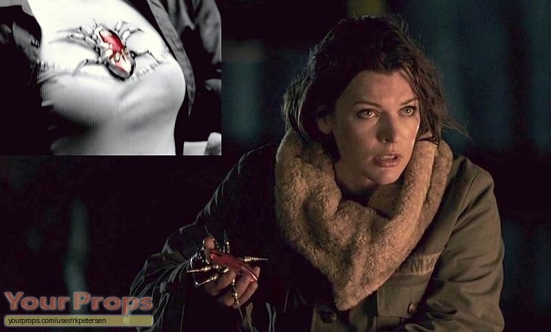 Resident Evil  Afterlife original movie prop