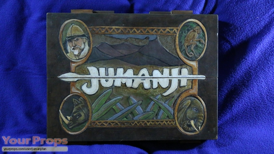 Jumanji replica movie prop