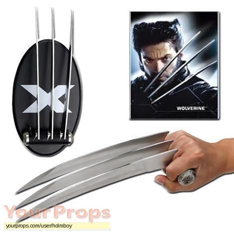 X-Men replica movie prop