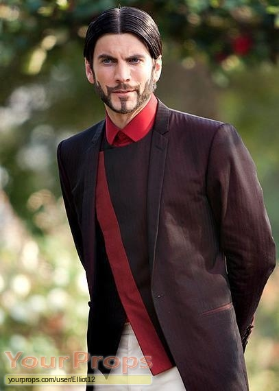 The Hunger Games Seneca Crane S Hero Suit Original Movie