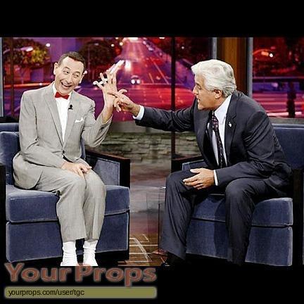 The Pee-wee Herman Show original movie costume