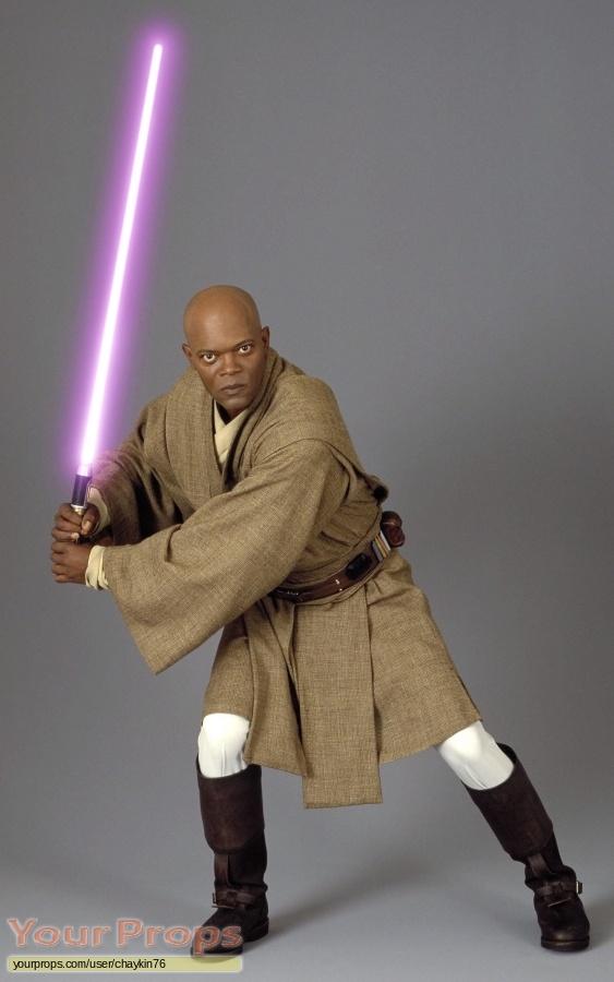 Star Wars  Attack Of The Clones original movie prop