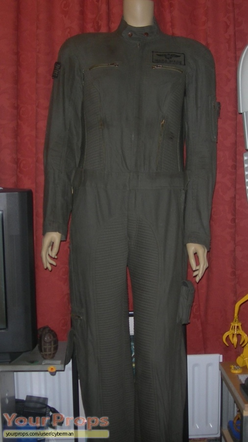 Stealth original movie costume