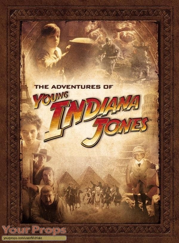 Young Indiana Jones Chronicles replica movie prop