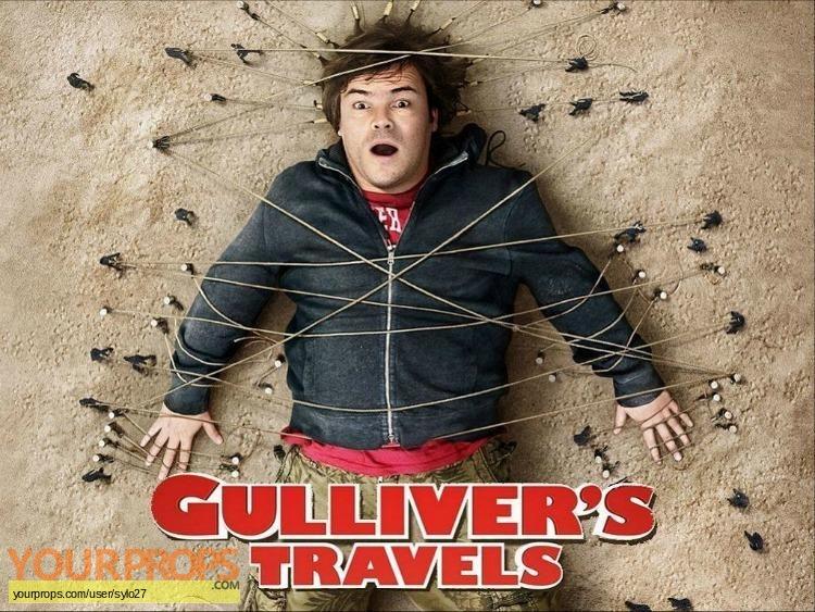 Gullivers Travels original model   miniature