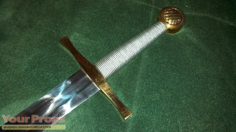 Excalibur replica movie prop