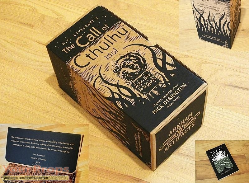 The Call of Cthulhu replica movie prop