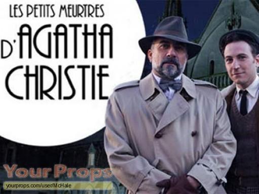 Les Petits Meurtres dAgatha Christie original movie prop