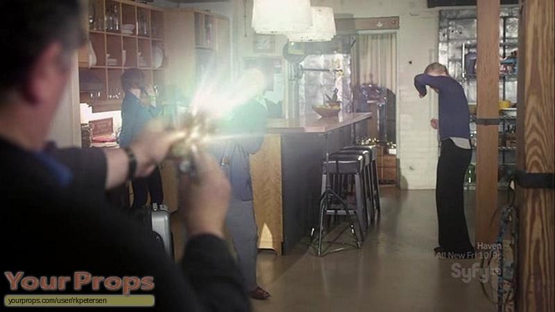 Warehouse 13 original movie prop