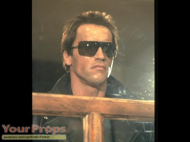 The Terminator original movie costume