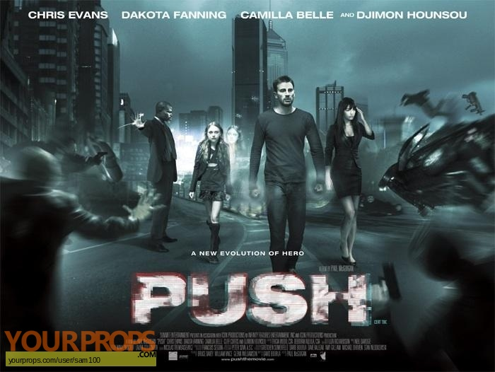Push original movie prop