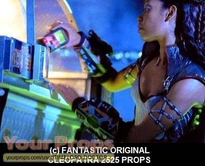 Cleopatra 2525 original movie prop