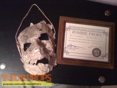 Halloween (Rob Zombies) original set dressing   pieces
