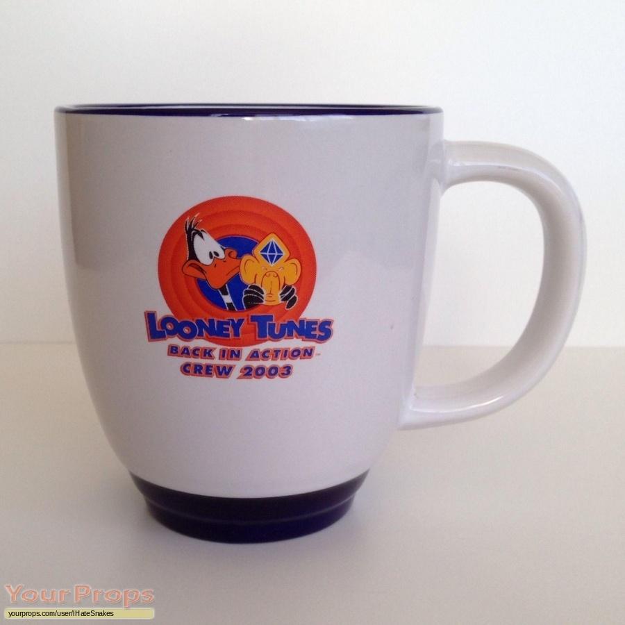 Looney Tunes  Back in Action original film-crew items