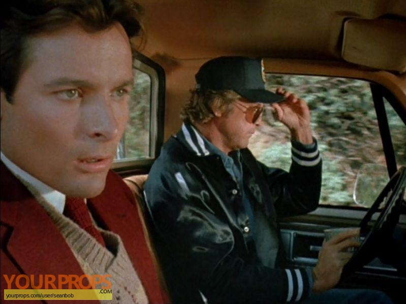 The Fall Guy original film-crew items
