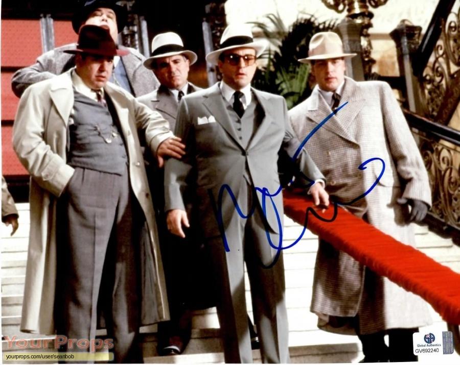 The Untouchables original movie costume