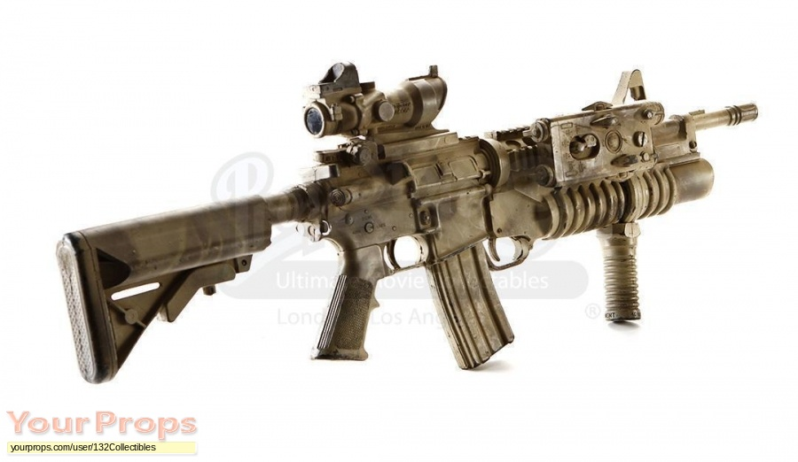 Lone Survivor original movie prop weapon