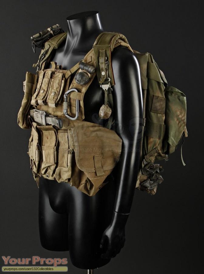 Lone Survivor original movie costume