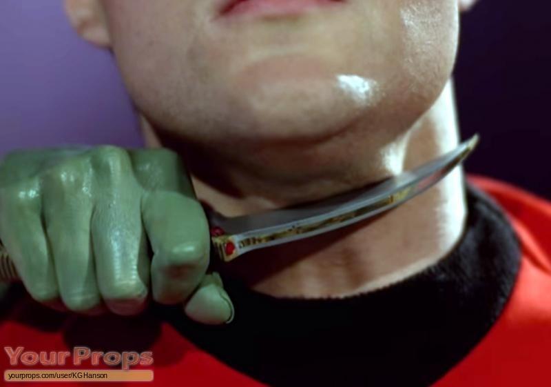 Star Trek Continues original movie prop