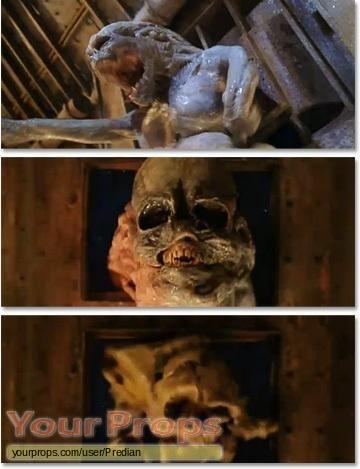 Alien  Resurrection original production material