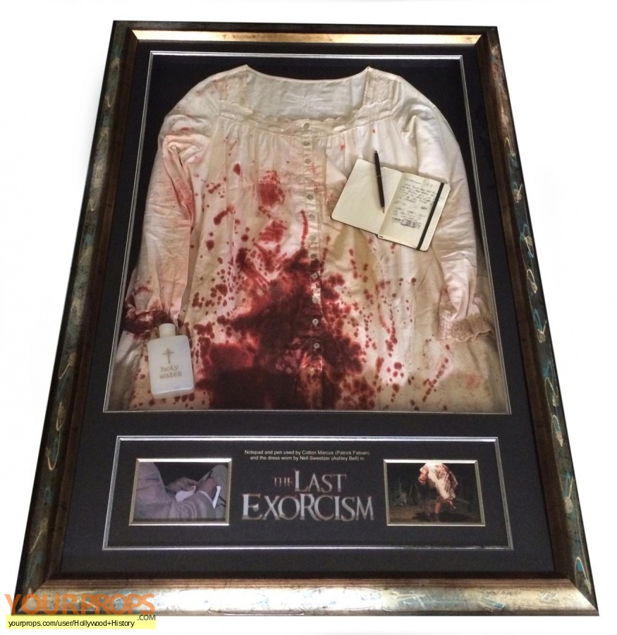 The Last Exorcism original movie costume