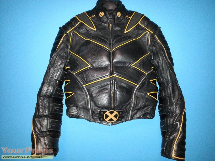 X2  X-Men United replica movie costume