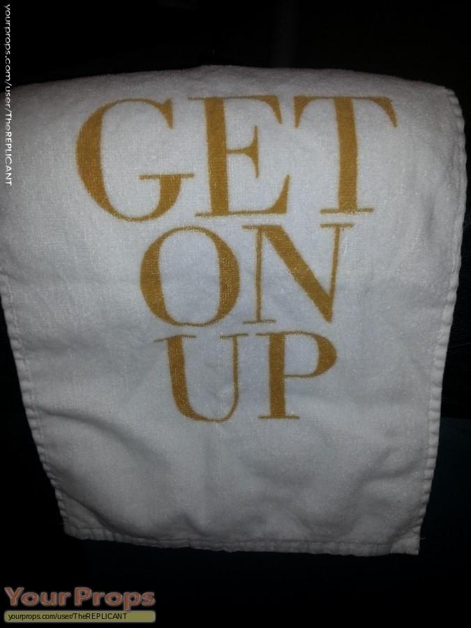 Get on Up original film-crew items