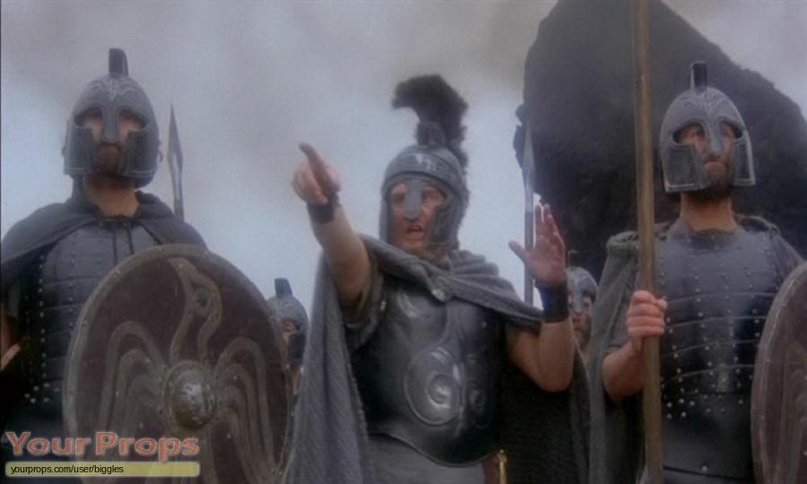 Clash of the Titans original movie prop