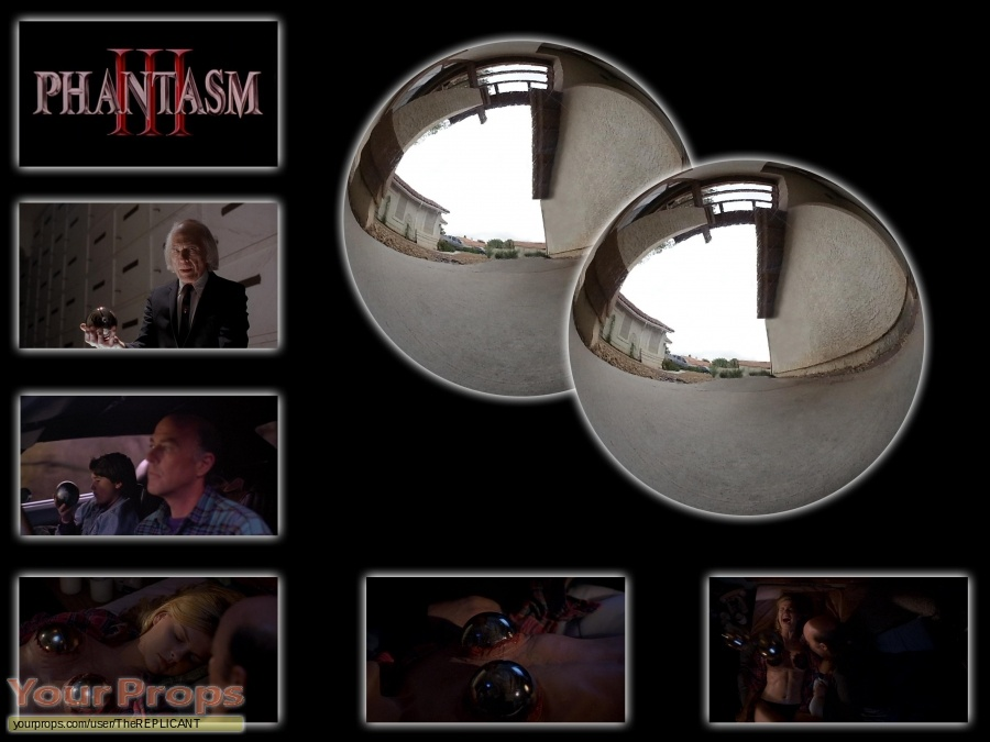 Phantasm III replica movie prop