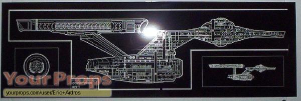 Star Trek  Phase 2 replica movie prop