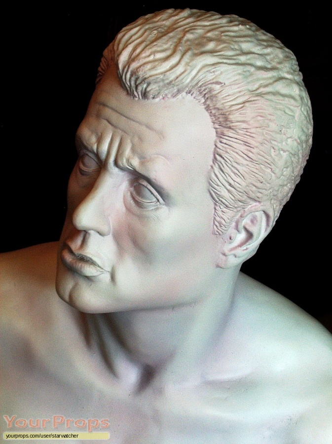 Rocky IV made from scratch model   miniature
