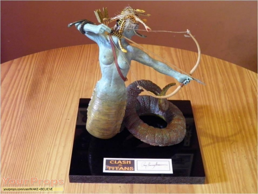 Clash of the Titans replica model   miniature