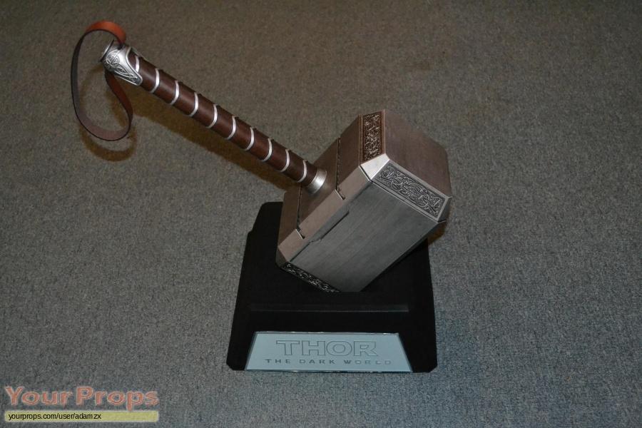 Thor  The Dark World replica movie prop