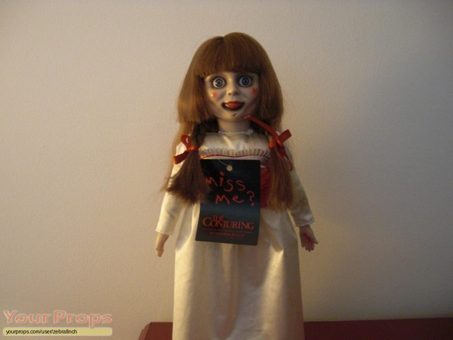 The Conjuring replica movie prop