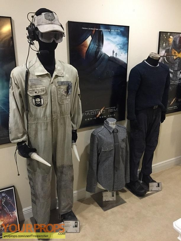 Pacific Rim original movie costume
