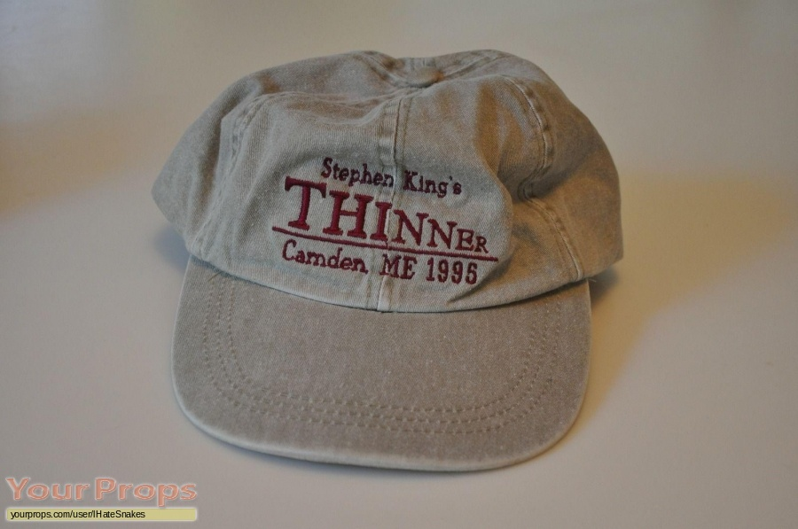 Thinner original film-crew items