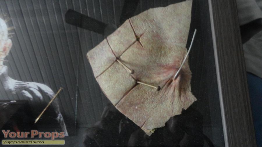 Hellraiser  Deader original make-up   prosthetics