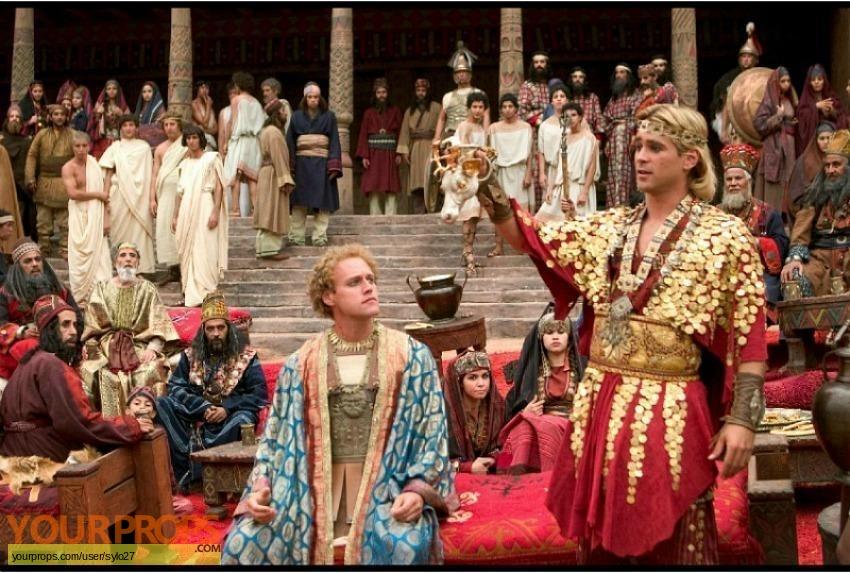 Alexander original movie prop
