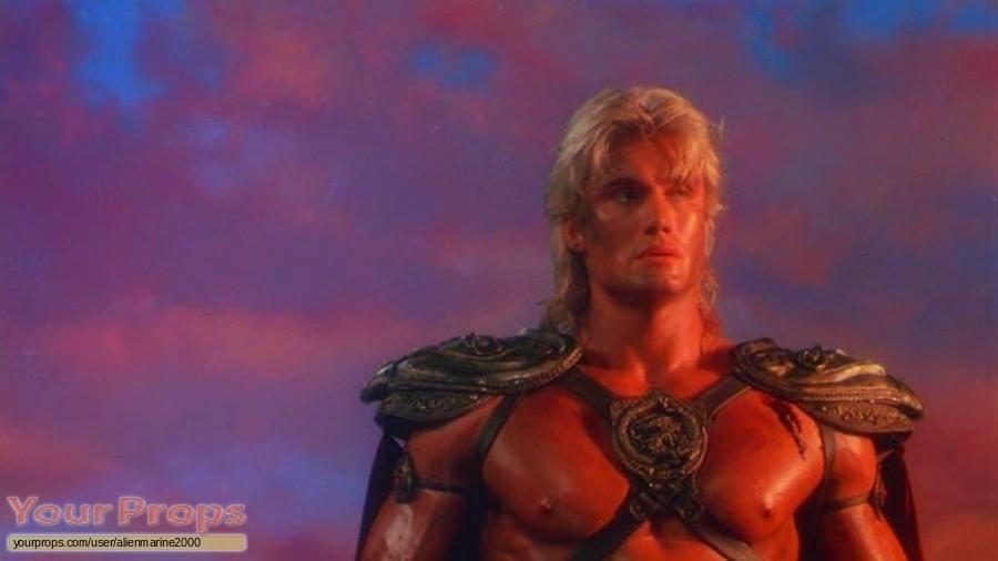 Masters of the Universe original movie costume