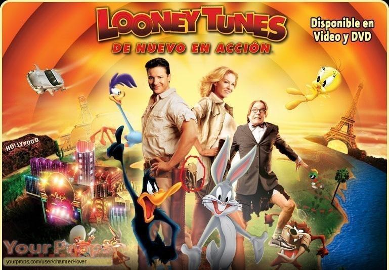 Looney Tunes  Back in Action original movie costume
