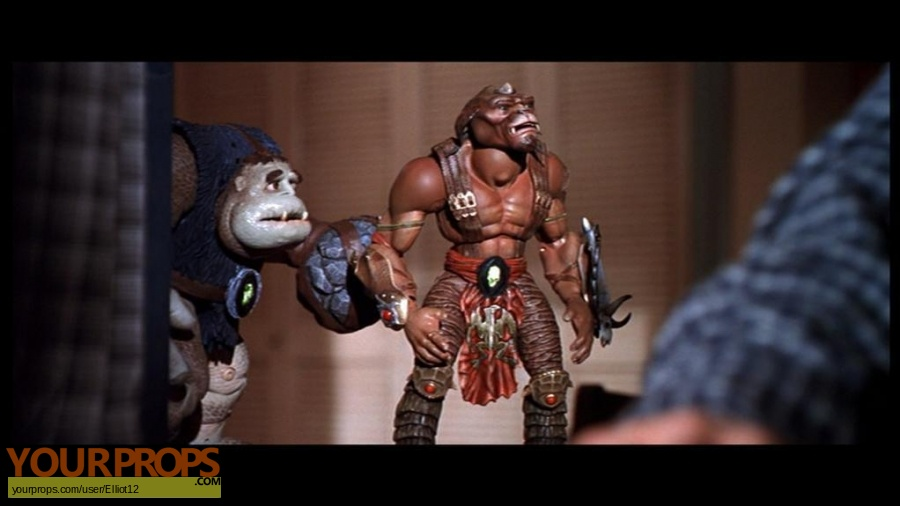 Small Soldiers original movie prop