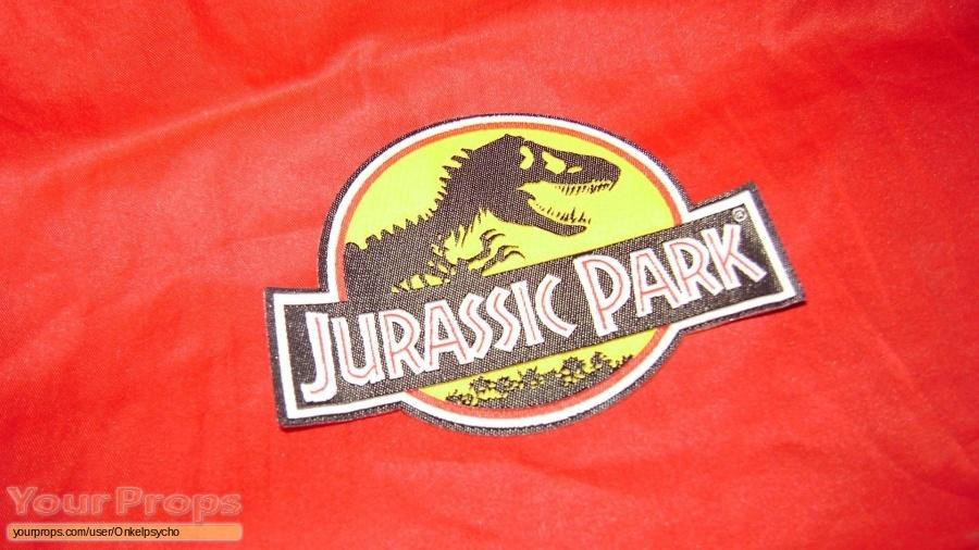 Jurassic Park  The Game (video game) replica movie prop