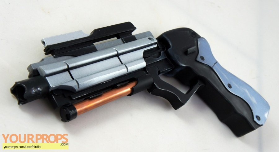Continuum made from scratch movie prop