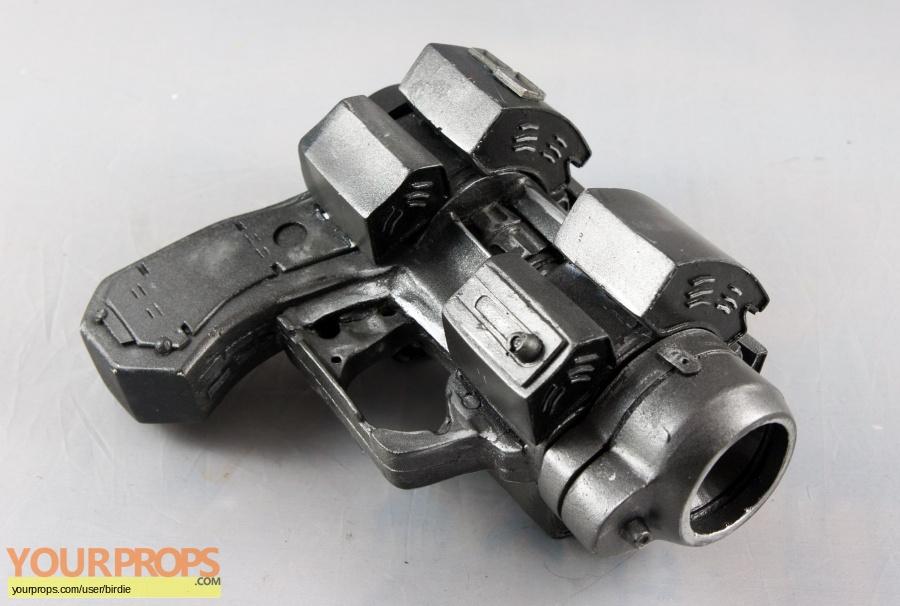 Gantz made from scratch movie prop weapon